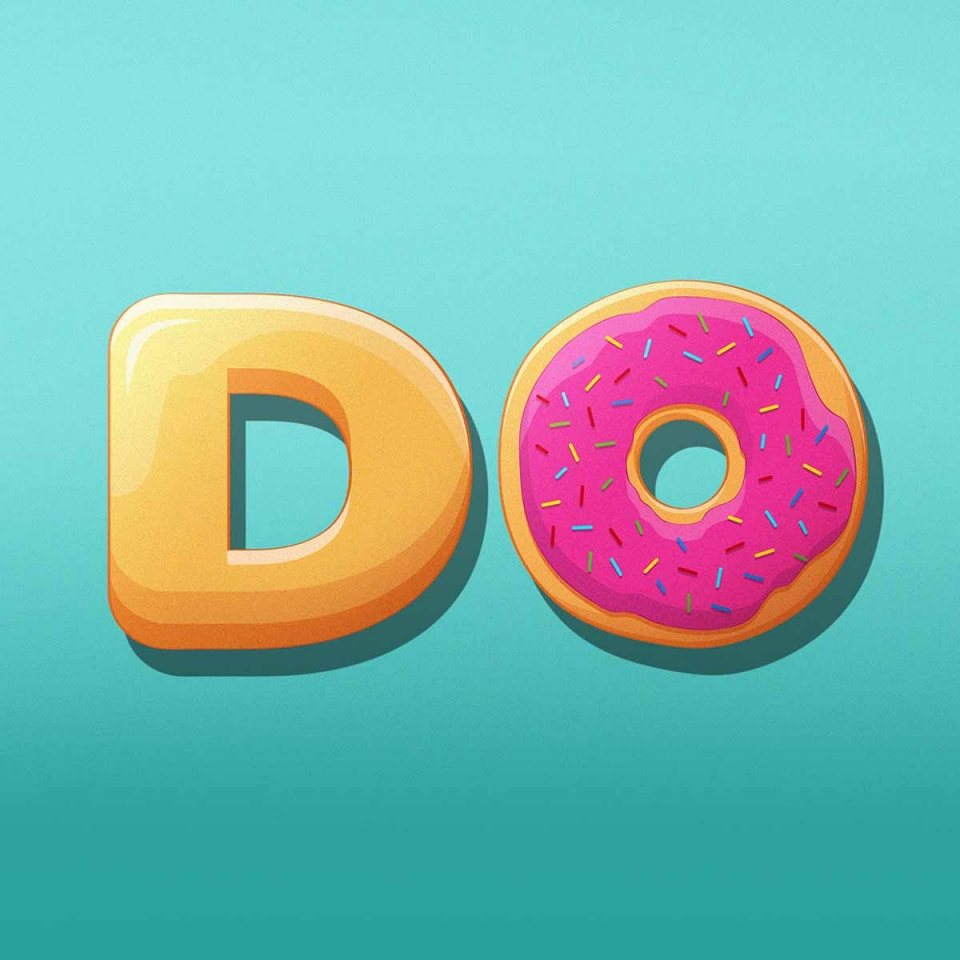 30 Days : 30 Donuts